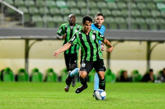 Campeonato Brasileiro série B 2019 - América X Coritiba