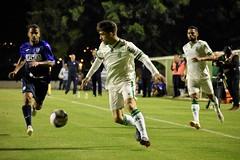 Neto Berola durante duelo entre São Bento-SP e América - Foto: Daniel Hott / América